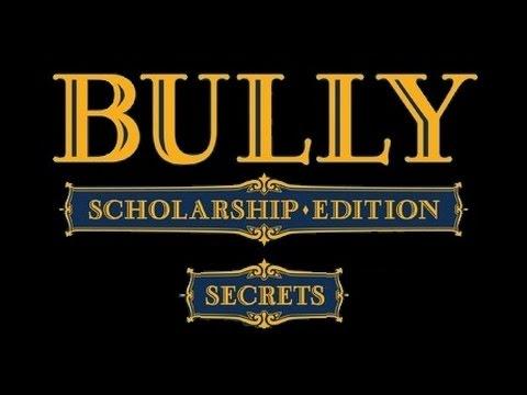 Bully Scholarship Edition: Secrets, Easter Eggs, Tricks ...