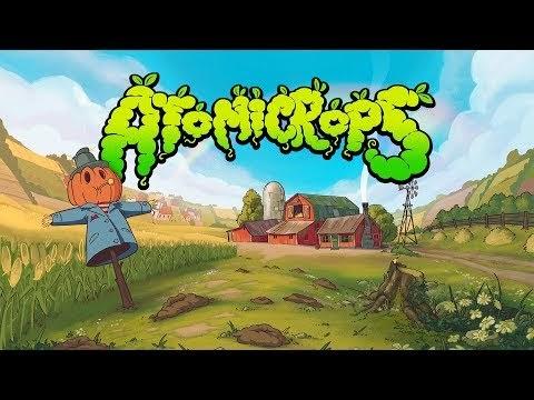 Atomicrops Review | Gameplay | Walkthrough