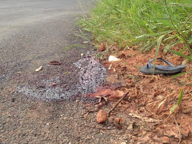 Mulher é encontrada morta a tiros no bairro São Judas em Taubaté, SP (Foto: Rauston Naves/ Arquivo Pessoal)