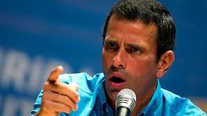 Henrique Capriles Radonski no impugnó, ni pidió conteo de votos al CNE