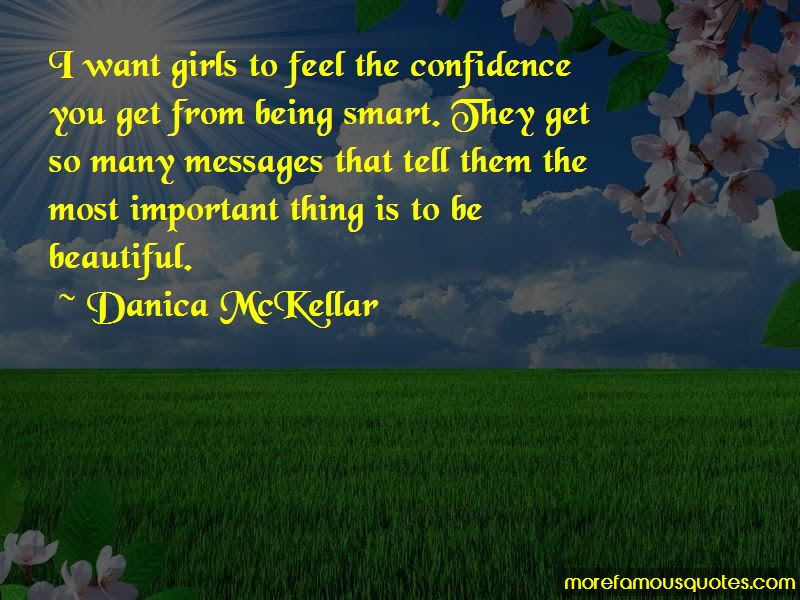 Quotes About Being Beautiful And Smart Top 13 Being Beautiful And