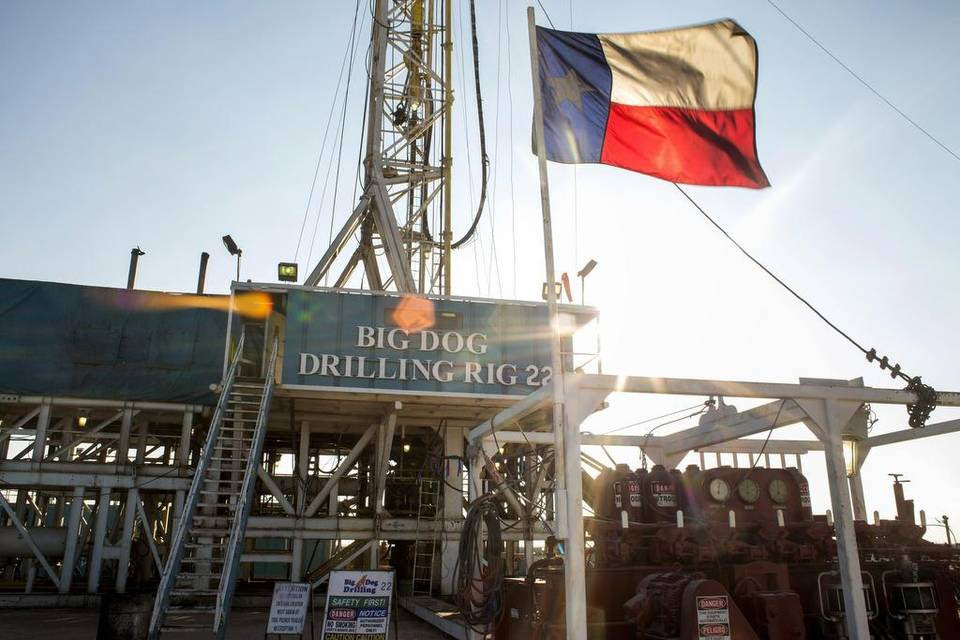 Big oil discoveries in shale formations have made the Permian Basin in West Texas the hottest oil play in the U.S. despite low oil prices.