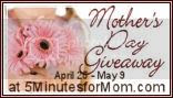 Mothers Day 2008 - Giveaway Event