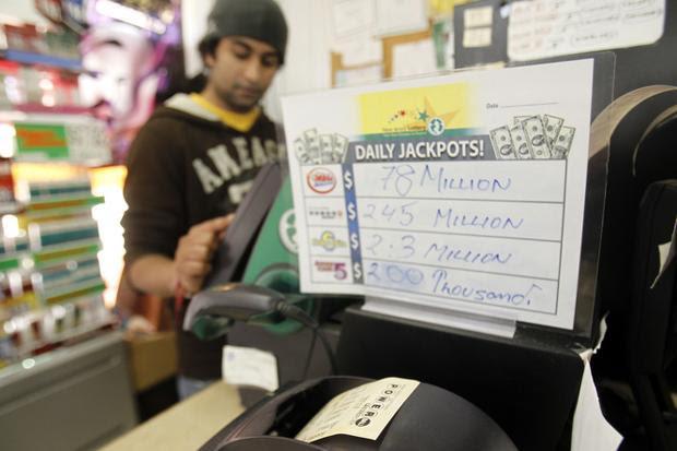 Mega Millions winning ticket sold in Novi, Michigan - Chicago Tribune