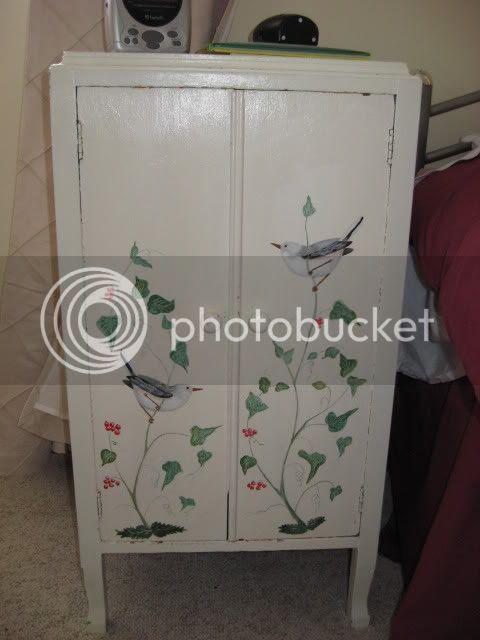 bird chest