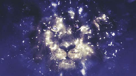 digital lion chromebook wallpaper ready
