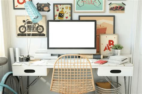 6 Cool Office Decor Ideas to Make Your Workspace