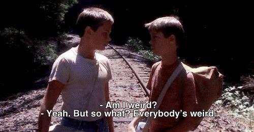 Photography Boys Film Quote Text Movie Weird Weirdo Summer Vintage