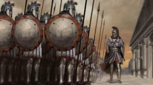 Greek Hoplites (The Creative Assembly)