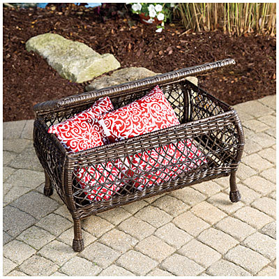 Wilson Fisher Resin Wicker Patio Furniture