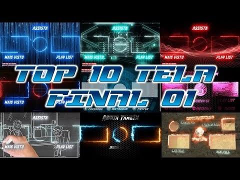 Top 10 Tela Final (templant Final) #01 Logo Tipo Designer