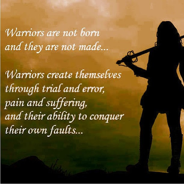 Quotes About Good Warrior 33 Quotes