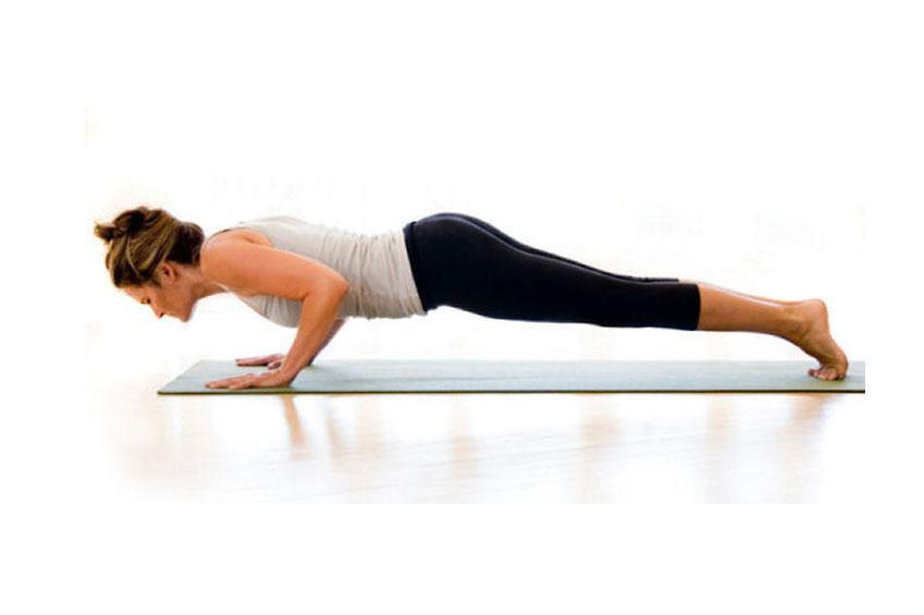 Yoga Poses Easy: 857 ALL NEW YOGA POSES CHATURANGA