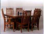Mission Dining Room Chairs - Decorating and Remodeling Ideas