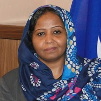 Mrs. Ishraqa Sayid Ahmed, the Minister of Labor for the Republic of Sudan, has completed a survey recently for the government on labor patterns in the oil-rich Central African state. by Pan-African News Wire File Photos
