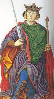 Henry I of Castille, the son of Alfonsus VIII called the Noble. His marriage to St. Mafalda was annulled.