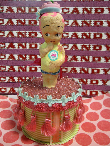 Ginger's Cake Party Box! 5