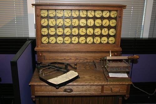 Punch Card Machine
