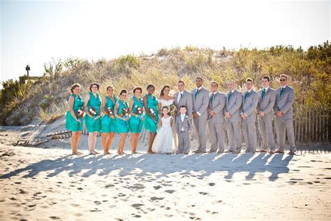 Our Private Beach is the perfect setting for your wedding
