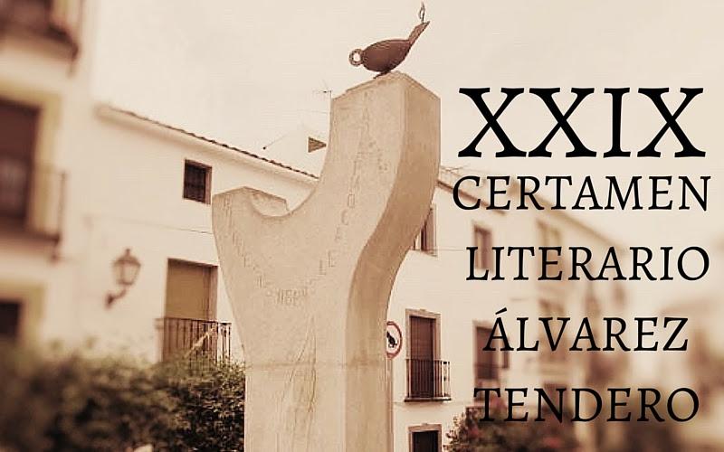 Fallado el Certamen Literario Álvarez Tendero en su XXIX edición.