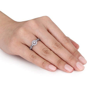 1/6 Carat T.w. Diamond Engagement Ring I   Walmart.com