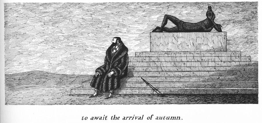 'Esperar la llegada del otoño'