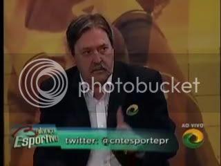 SUCUPIRA BALANÇO ESPORTIVO TV CNT