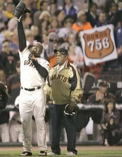 Bonds, Mays, and 756