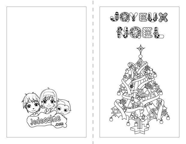 Coloriages Joyeux Noël Sous Le Sapin Frhellokidscom