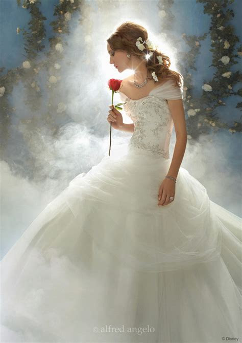 Disney Fairytale Wedding Dresses by Alfred Angelo   Bridal