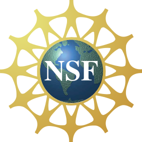 National Science Foundation (NSF) Logo, reprod...