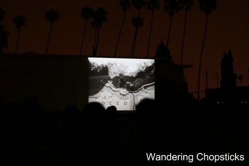 Cinespia Cemetery Screenings (Casablanca) - Hollywood Forever Cemetery - Los Angeles 7
