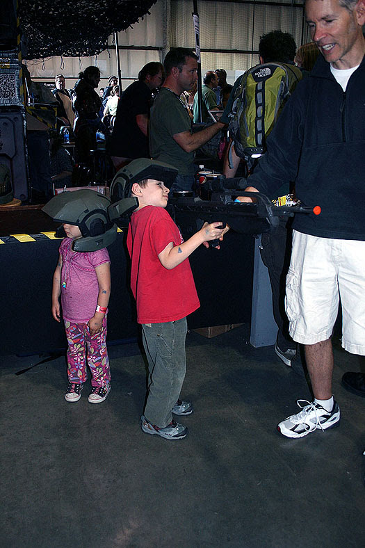 More Kids with Guns