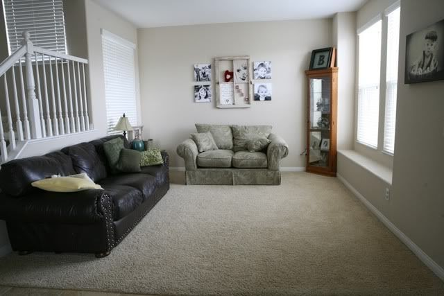 Emmy Mom--One Day at a Time: Living Room Reveal!