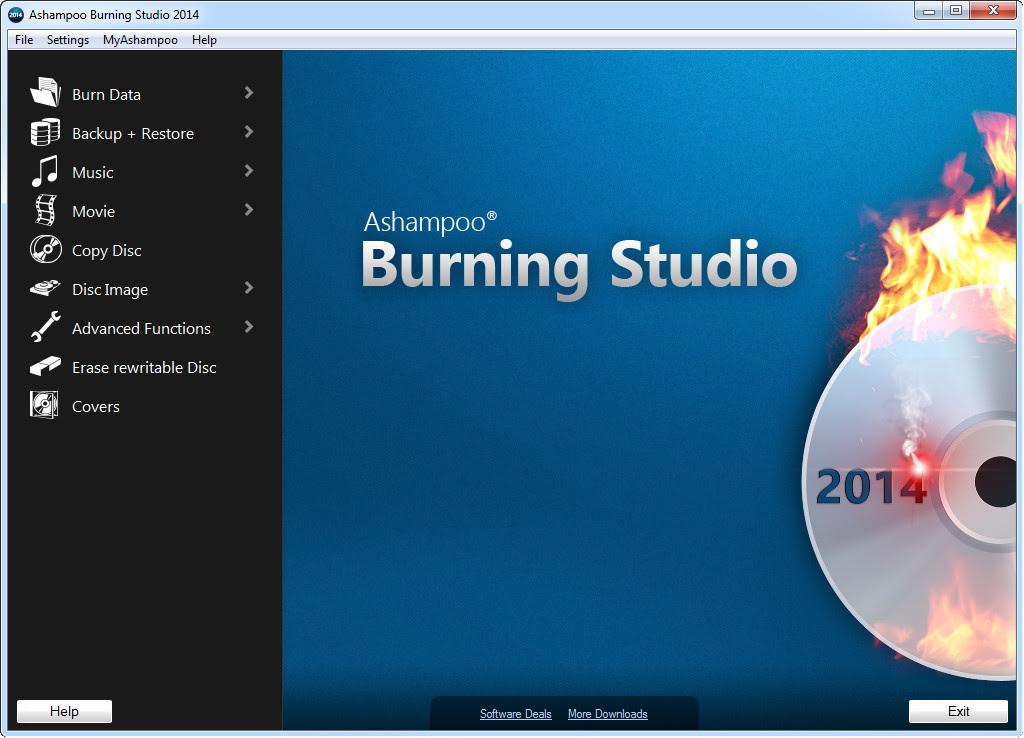 Burning Studio
