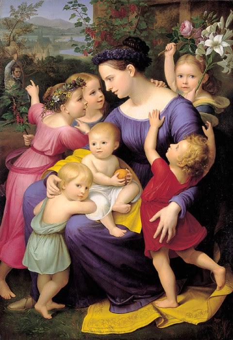 Die-Familie-des-Kunstlers