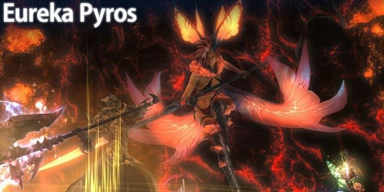 Final Fantasy 14 Patch 445 Ist Online Bringt Eureka Pyros Und Mehr