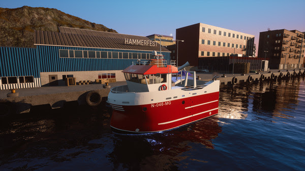 Fishing Barents Sea Line and Net Ships Free Download