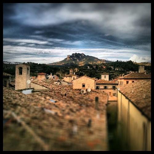 Dall'alto, sui tetti, l'Ascensione... by Flaviakappa