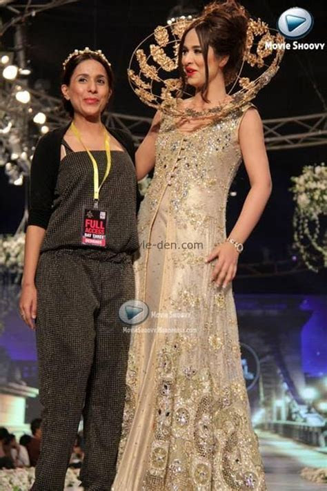 tabassum mughal at pantene bridal couture week 2014 e