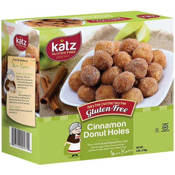 Gluten Free Multi Donut Holes Pack | Katz Gluten Free