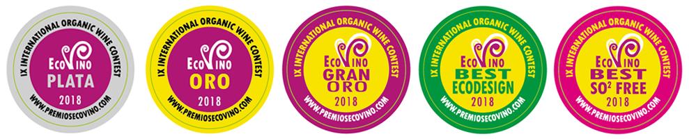 Ecovino Awards 2018