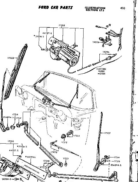 31 trico vacuum wiper motor diagram