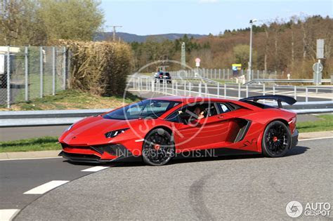 Lamborghini Aventador LP750 4 SuperVeloce   16 April 2015