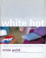 book cover: tricia guild - white hot