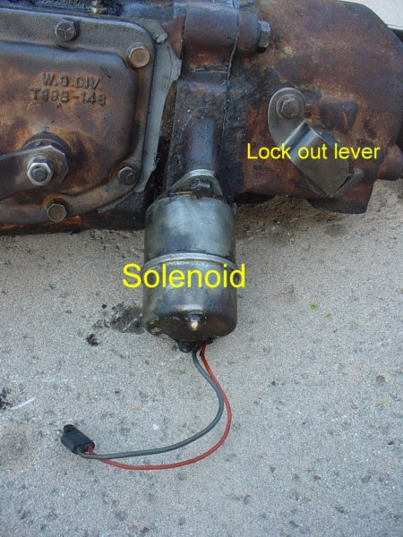 The Borg Warner Overdrive Transmission Explained Fordification Com