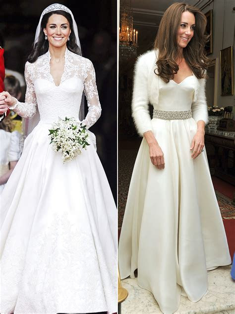 Pippa Middleton Wearing Two Wedding Dresses Like Kate
