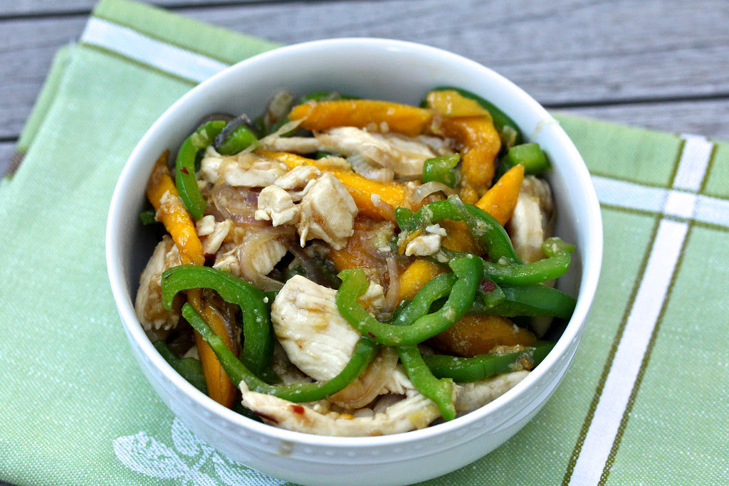 Hong Kong-Style Mango Ginger Chicken | Wok Wednesdays