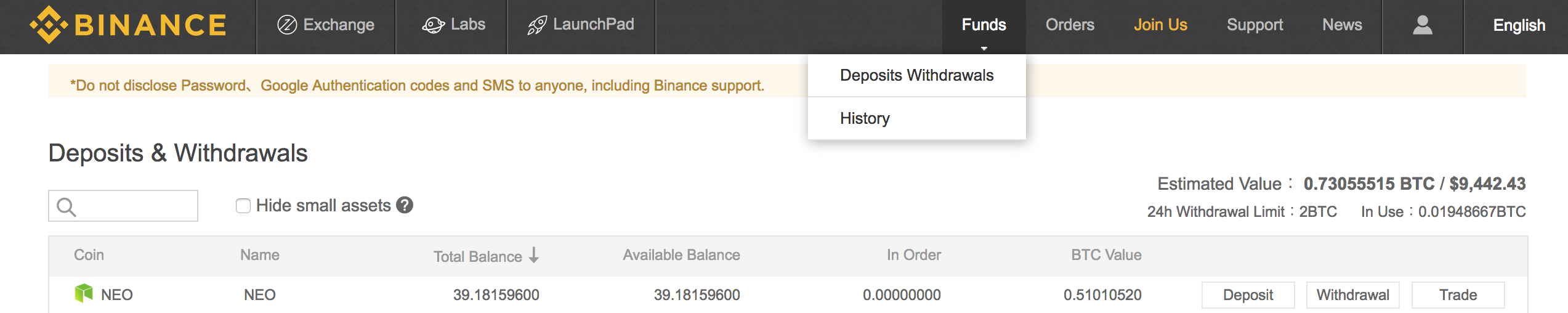 sell bitcoin in large quantities