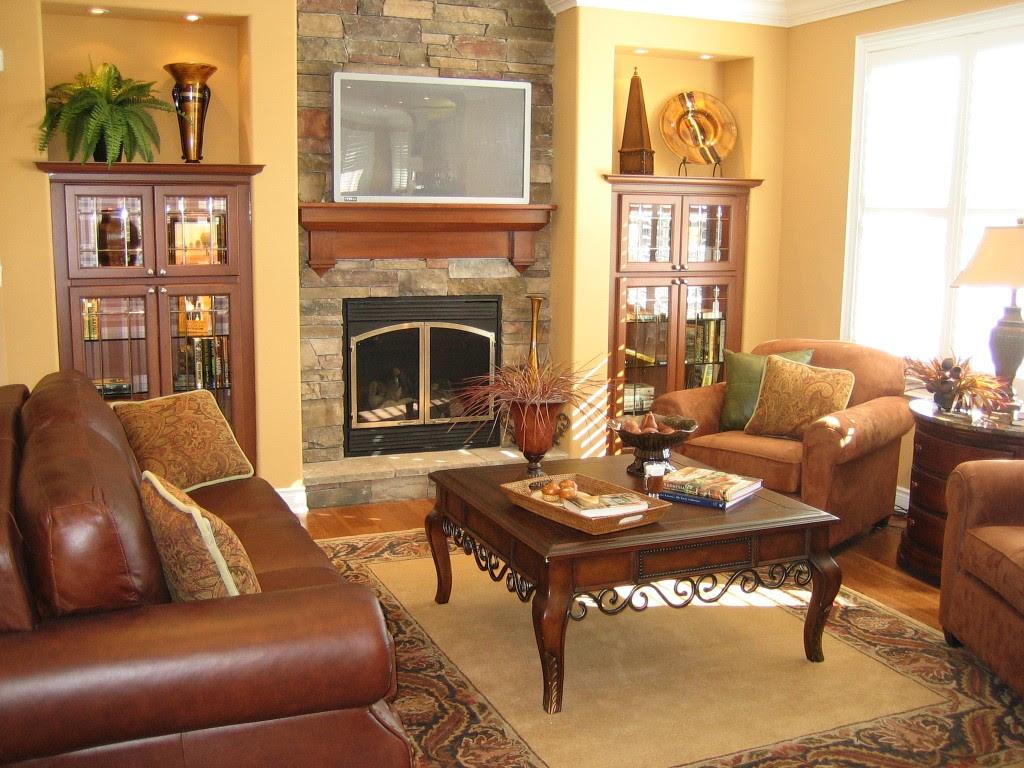 Living Room Furniture Arrangement - HomesFeed